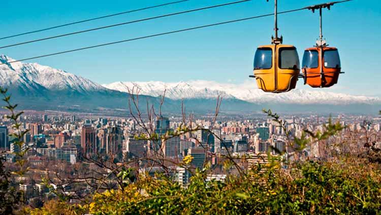 REVEILLON 2018 | Pacote Santiago do Chile - 04 noites | Aéreo e Terrestre