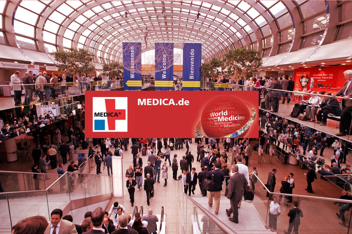 Alemanha | Feira Medica - Düsseldorf - De 13 a 16 de Novembro de 2017 | Pacote Feiras Internacionais