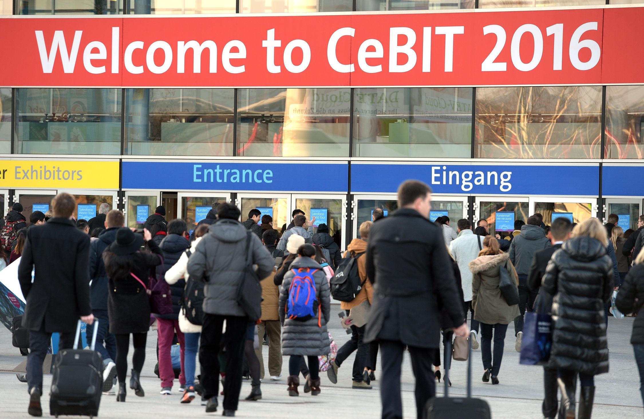 Alemanha | Feira CeBIT - Hannover - De 20 à 24 de Março de 2017  | Pacote Feiras Internacionais