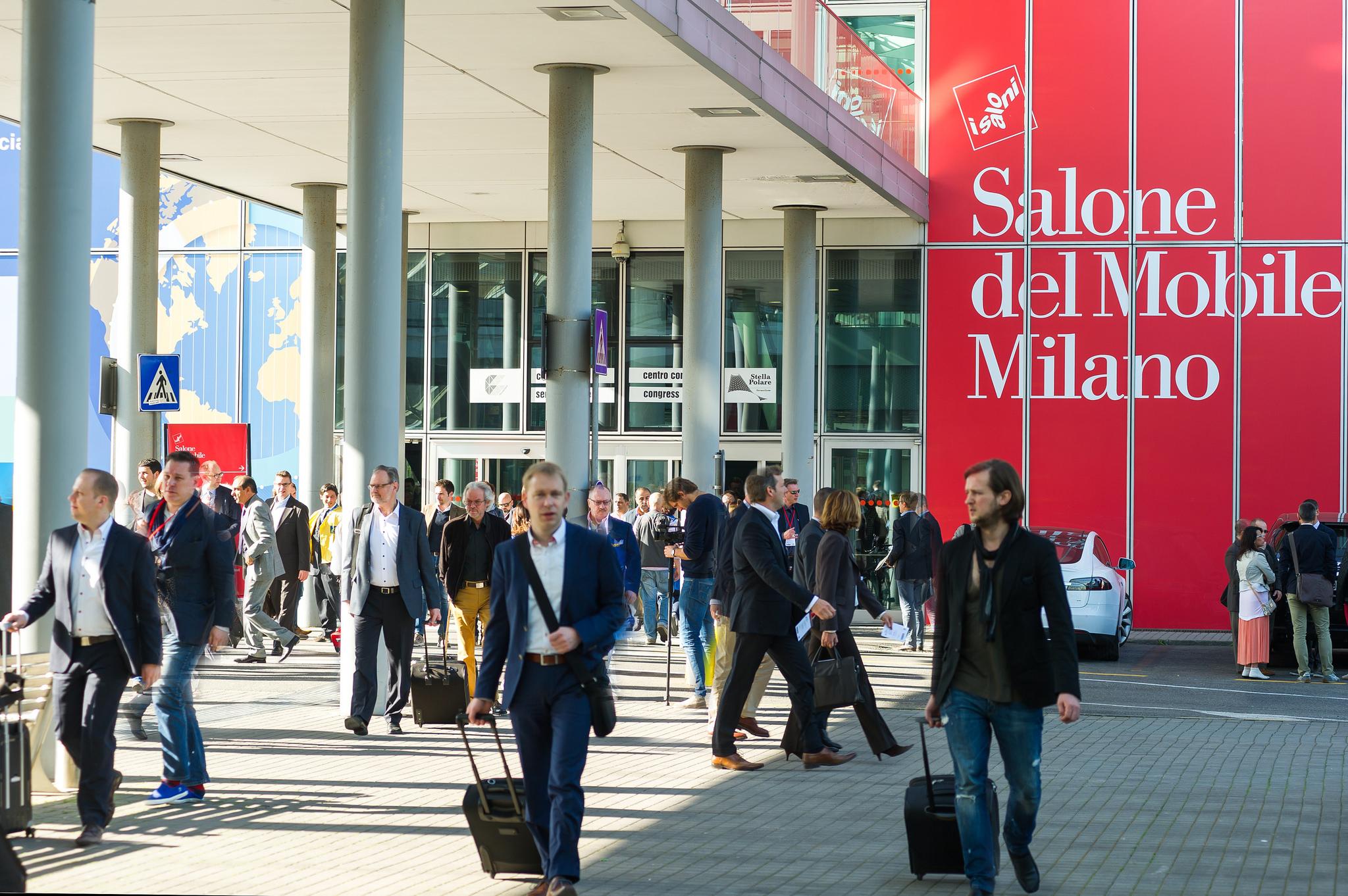 Itália | Pacote Feira I Saloni - Milão - De 04 a 09 de Abril de 2017 | Pacote Feiras Internacionais