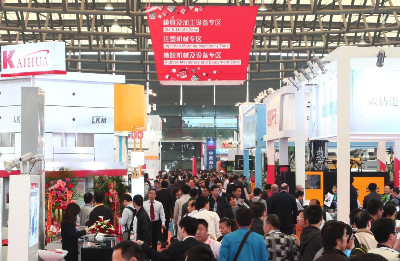 China | Feira Chinaplas - Guangzhou - De 16 à 19 de Maio de 2017 | Pacote Feiras Internacionais