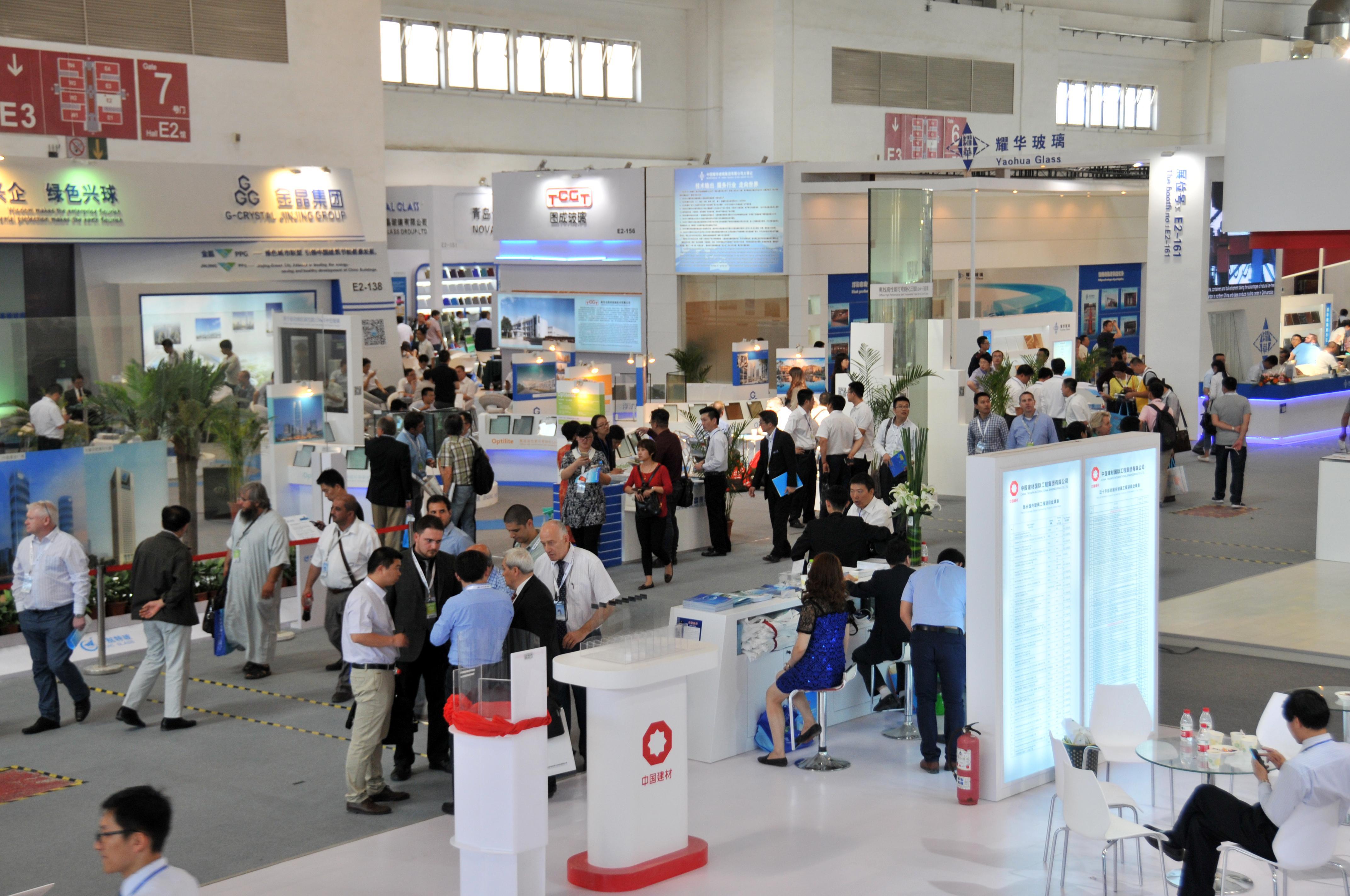 China | Feira China Glass - Pequim - De 24 à 27 de Maio de 2017 | Pacote Feiras Internacionais