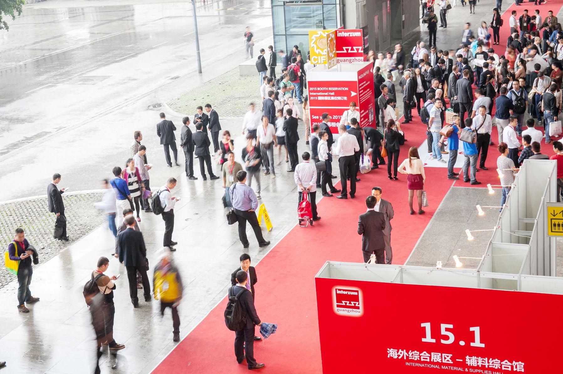 China | Feira Interzum - Guangzhou - De 28 a 31 de Março de 2017 | Pacote Feiras Internacionais