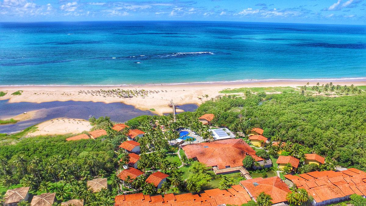Férias Julho 2017 | Pacote Pratagy Beach Resort nas Férias de Julho 2017, Alagoas | Viagens Nacionai
