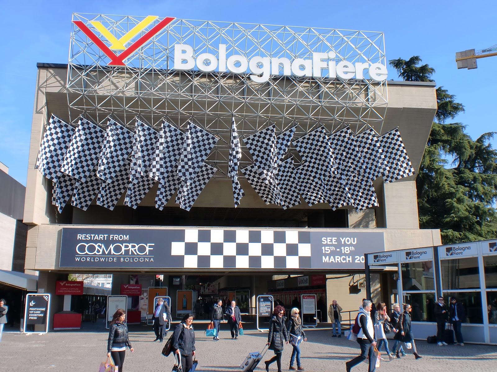 Itália | Pacote Feira Cosmoprof em Bolonha - De 15 a 20 de Março de 2017 | Pacote Feiras Internacion