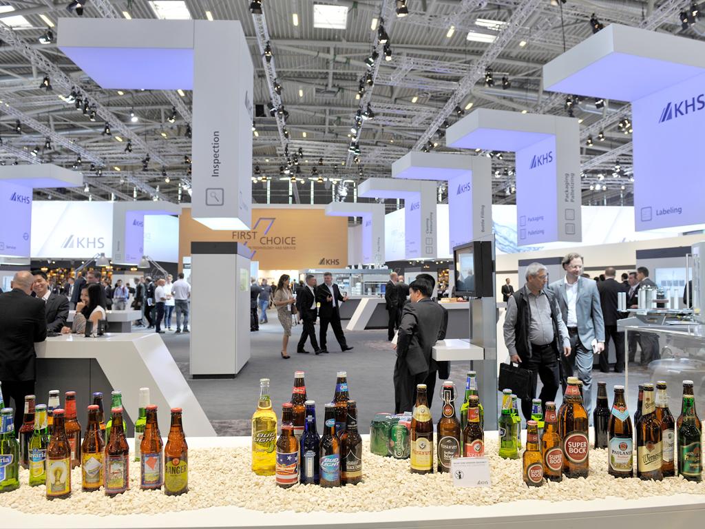 Alemanha | Feira Drinktec - De 11 à 15 de Setembro de 2017 | Pacote Feiras Internacionais