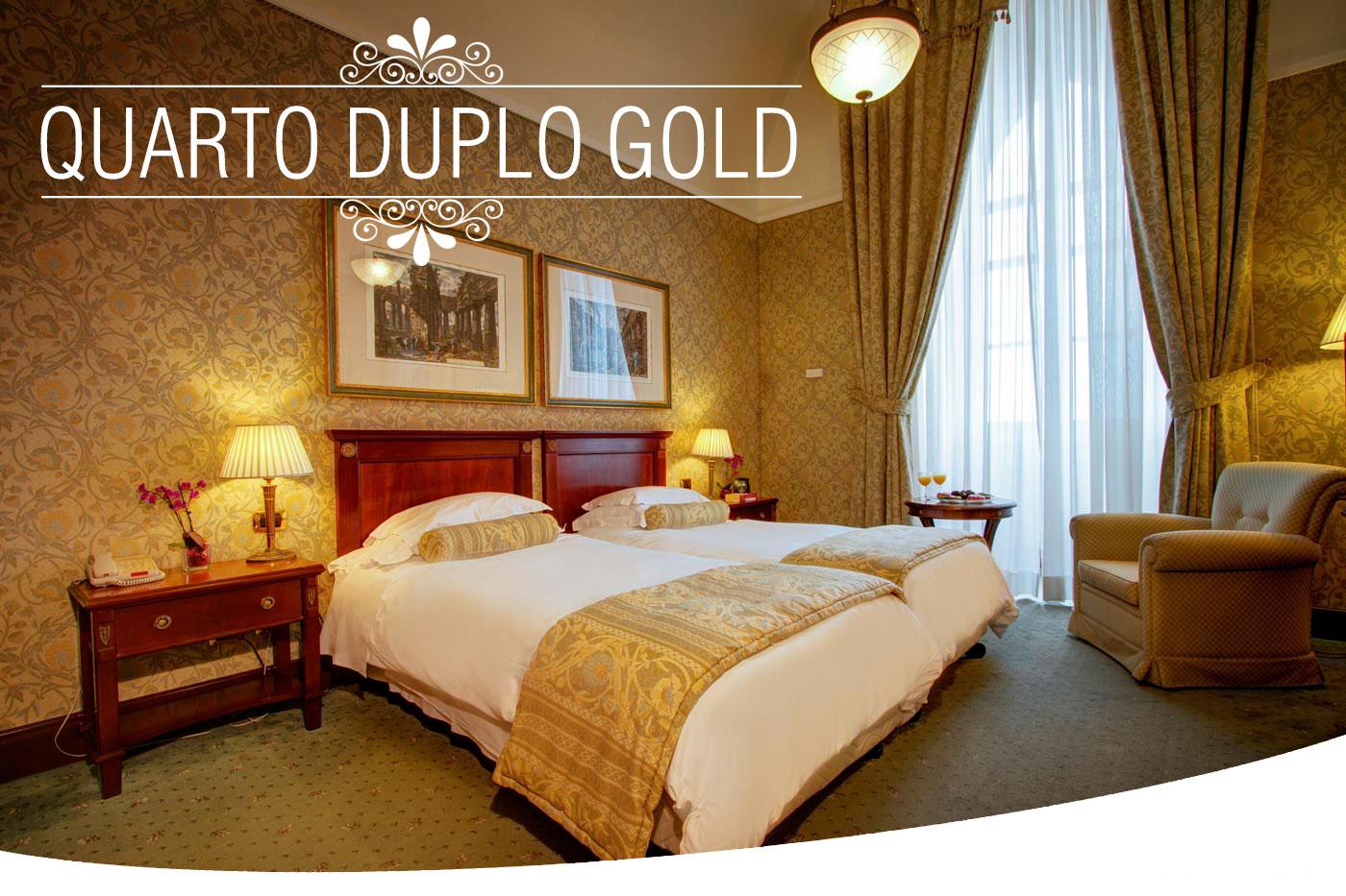 Quarto Duplo Gold