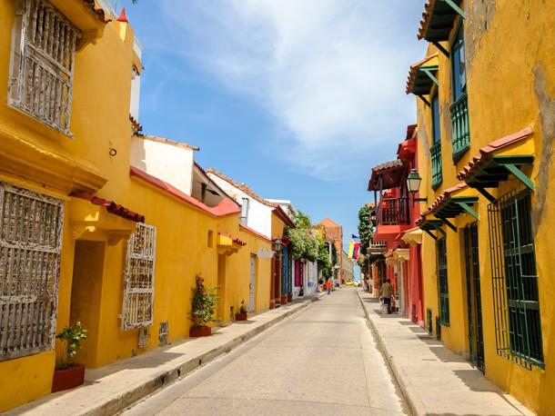 REVEILLON 2018 | Pacote Cartagena das Índias - Colombia |